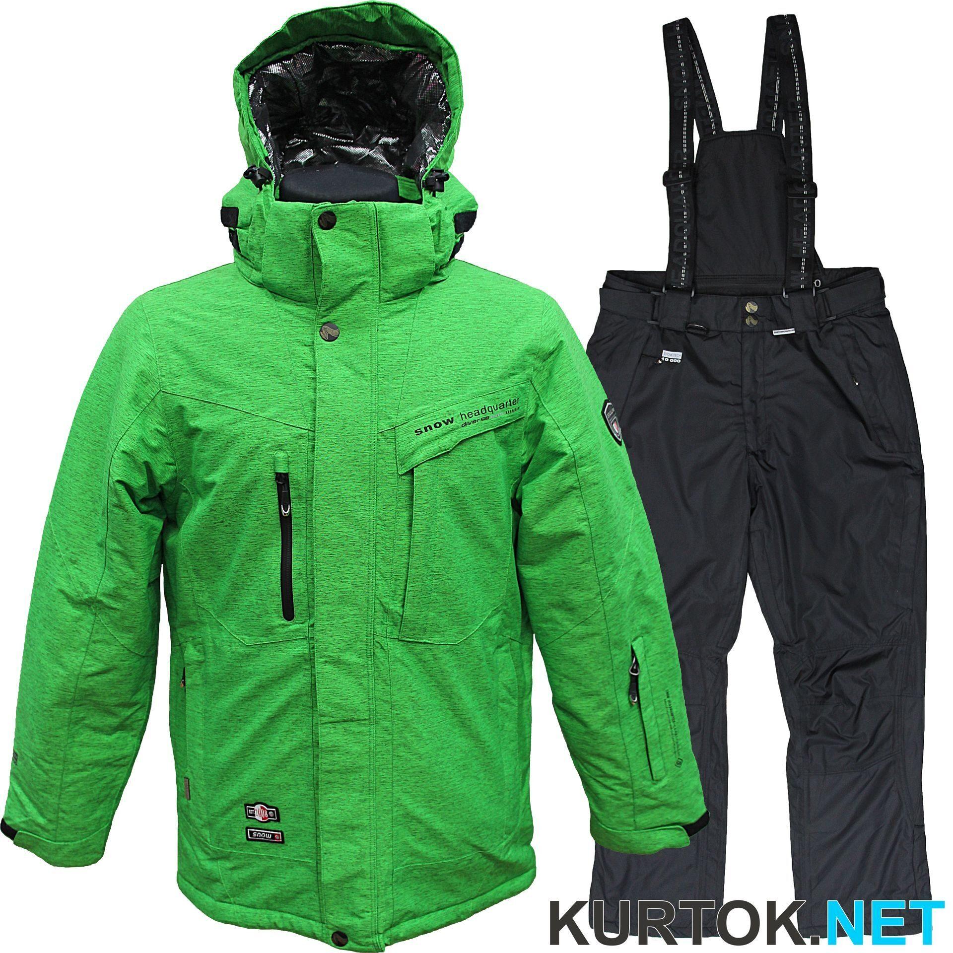 6c18ca3a46064 Костюм горнолыжный мужской (зеленый) Snow Headquarter 9990руб ...